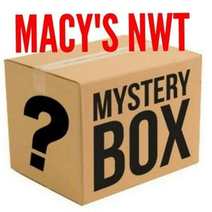 Other - Macy's Reseller Mystery Box NWT Fall and Winter